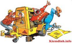 Các giải pháp an toàn thi công trên công trường