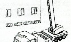 Yêu cầu an toàn khi vận chuyển vật liệu bằng cần trục và xe cẩu