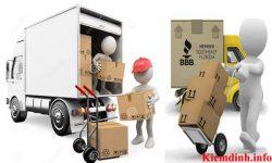 Kỹ thuật an toàn xếp dỡ vận chuyển hàng hóa ở kho bãi