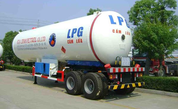 hệ thống cung cấp khí dầu mỏ hóa lỏng