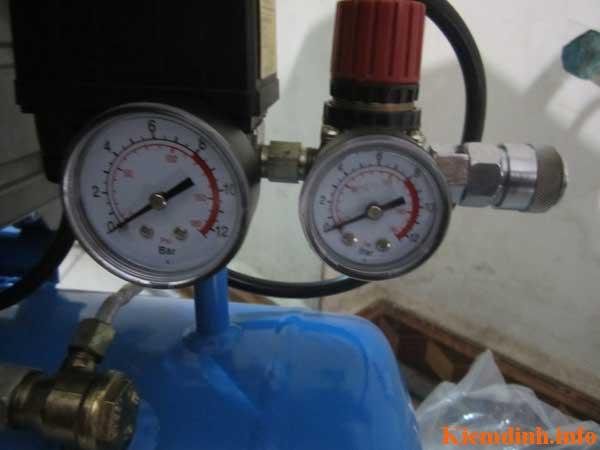 Kiểm định bình khí nén BM24 - 24 lít tại Tp.HCM - hình 1