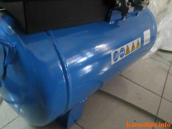 Kiểm định bình khí nén BM24 - 24 lít tại Tp.HCM - hình 4