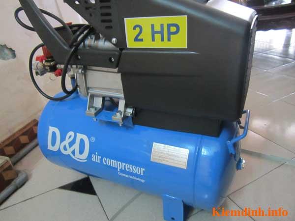 Kiểm định bình khí nén BM24 - 24 lít tại Tp.HCM - hình 5
