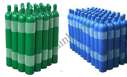 Kiểm định an toàn chai chứa khí công nghiệp