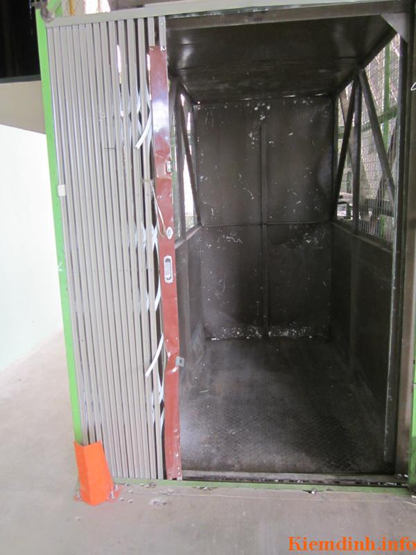 Kiểm định tời nâng hàng 1 tấn chiều cao nâng 3,2m tại Bình Dương - hình 2