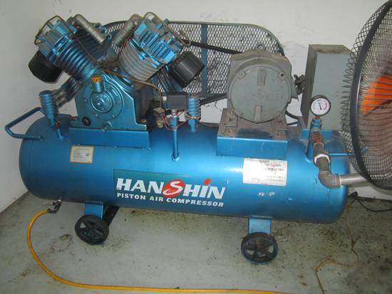 Kiểm định bình khí nén 300 lít ở H. Châu Thành T. Tây Ninh - hình 1