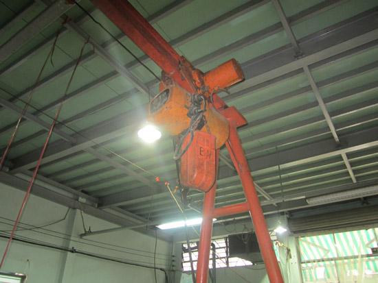 kiểm định cầu trục dầm đơn 2,8 tấn tại Bình Chánh - Tp.HCM - hình 3