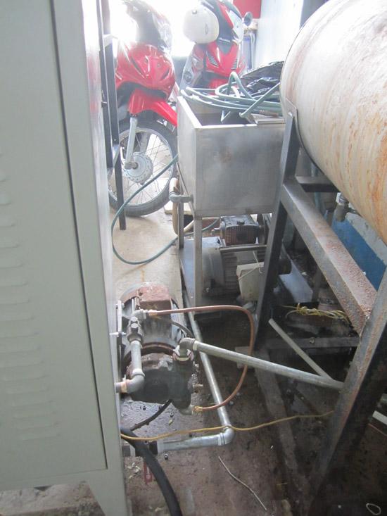 kiểm định nồi hơi công suất 150 kg/h áp suất 7kg/cm2 tai q9 - tphcm- hình 7