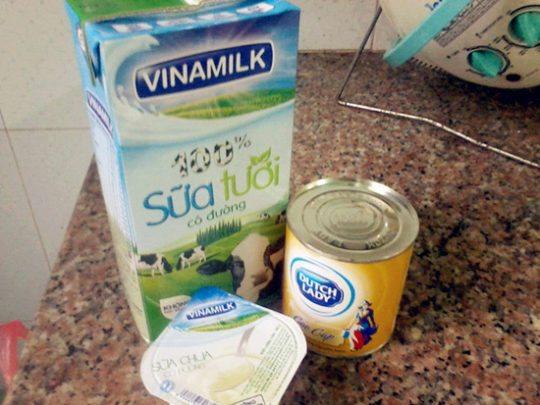 Hướng dẫn cách chế biến sữa chua bằng nồi cơm điện thật nhanh và đơn giản ngay tại nhà hình 1