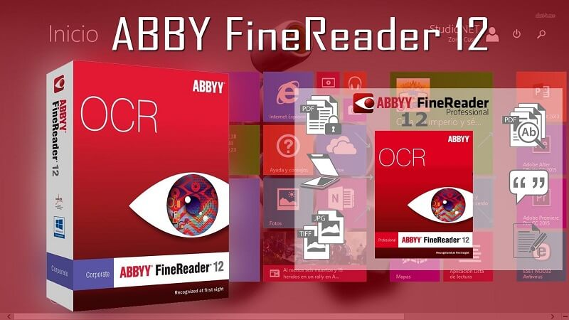 Hướng dẫn tải phần mềm ABBYY FineReader 12 Full 2021