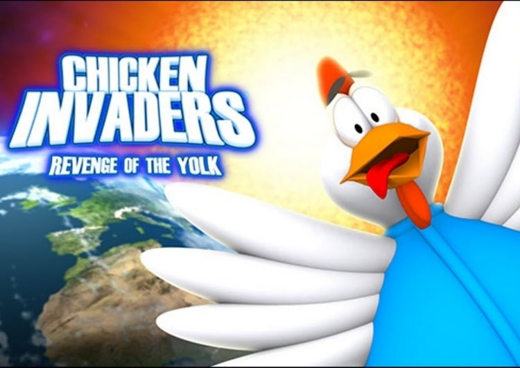 (An Toàn Là Trên Hết) Download Tải Game CHICKEN INVADERS 1 2 3 4 5 Full Crack